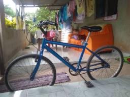 Troco bicicleta em skate