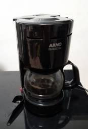 Cafeteira Arno Perfectta  Preta 110v Perfeito Estado