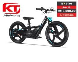 Bike elétrica infantil aro 16, 12x SEM JUROS, bicicleta elétrica, Pati. eletrico