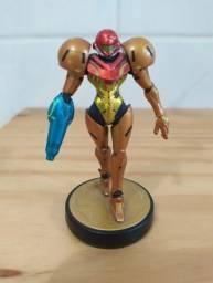 Samus Aran Super Smash Bros. Amiibo