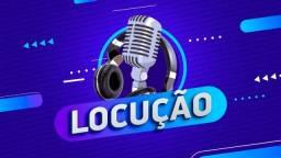 serviço Locuçao