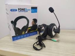 Headset Para PC - Microfone
