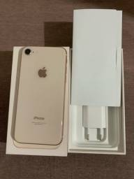 iPhone 8 Gold rose 64 gigas