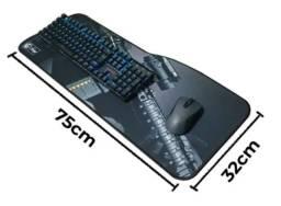 Mouse Pad Gamer - 75cm x 32cm
