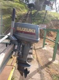 Motor de Popa Suzuki 15 HP