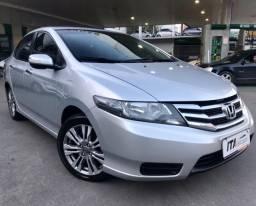 Honda City EX 1.5 Aut. Flex 2013