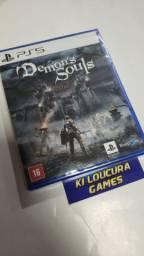 Demon's Souls Jogo PS5