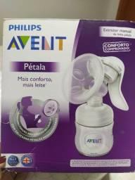 Bomba de leite Philips Avent manual