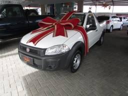 Título do anúncio: Fiat STRADA HARD WORKING CABINE SIMPLES CC E