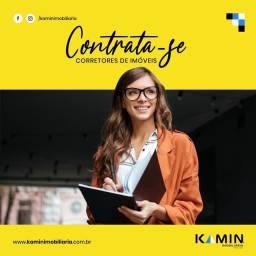 Título do anúncio: Contrata corretor de imóveis!