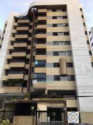 Apartamento com 4 quartos sendo 3 suítes na Ponta Verde