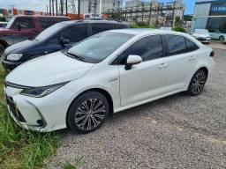 RARO!! Corolla Híbrido Altis Premium 2021