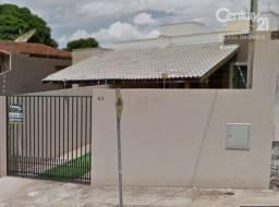 Casa com 3 dormitórios para alugar, 80 m² - Vila Matarazzo - Londrina/PR