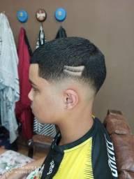 Barbeiro à domicílio