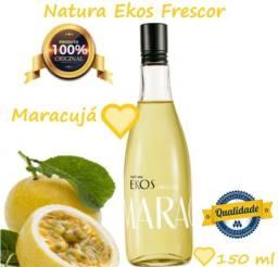 Perfume Natura Maracujá Ekos Frescor dia das mães