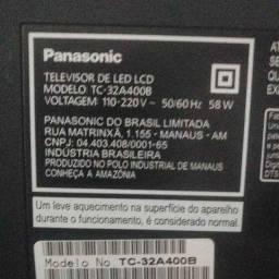 """TV Panasonic 32"""" 1080P  (Não é Smart)"""