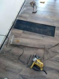Reparos,consertos pisos laminados