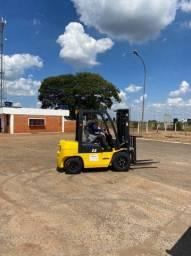 Empilhadeira Hangcha Série A 2,5 toneladas | Diesel | Torre Triplex