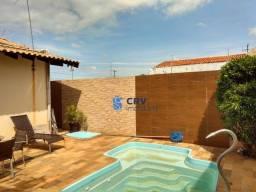 Casa de 289m² com piscina e churrasqueira - Jd. Império do Sol - Londrina/PR