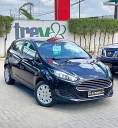 New Fiesta SE 1.6 2017 / Apenas 37 Mil Rodados