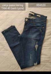 Calças e shorts a partir de R$18,00