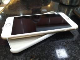 iPhone 7plus 128gb 100% de saúde