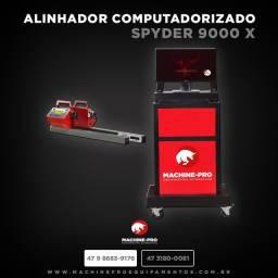 Título do anúncio: Alinhador Computadorizado I Machine-Pro I Equipamento Novo
