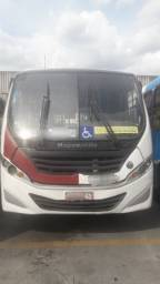 Micro ônibus urbano, chassi 9.160 VW