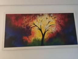 Quadro pintura tela 1,60 X 0,80