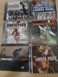 Cds e Dvds Linkin Park