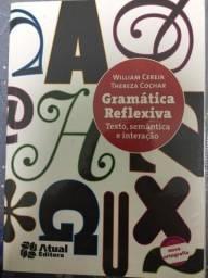 Livro Gramática Reflexiva