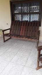 Conjunto de cadeiras de Jardim