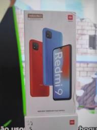 Loucura 2021.. Redmi 9 da Xiaomi.. Novo LACRADO Garantia e entrega hj