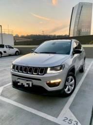 Jeep Compass sport automatico 2018
