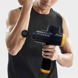 Pistola Massageadora Phoenix Profissional / Fisioterapia
