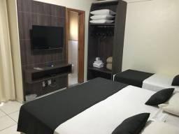 Suíte no Golden Dolphin Grand Hotel - Caldas Novas