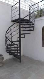 Serralheria Escadas X