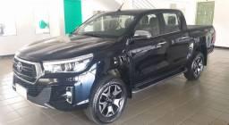 Toyota Hilux CD SRX 2019 Automática