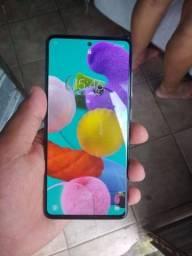Vendo ou troco Samsung a51