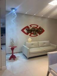 Apartamento mobiliado com 3 dormitórios à venda, 156 m² por R$ 1.200.000 - Jardim Mariana