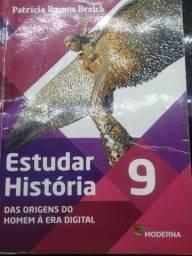 Livro de história 9° ano