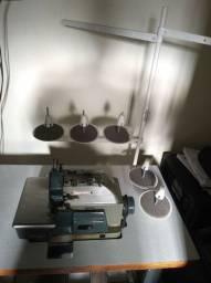 Maravilhosa Interlock/Overlock industrial 5 fios - Entrego em sua casa! - 12x