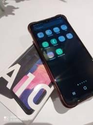 Samsung A10 com Nota Fiscal