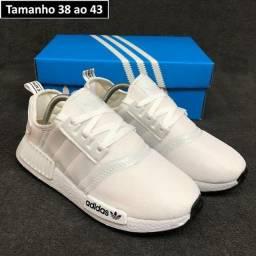 Tênis Adidas NMD Branco -- 38 ao 43 -- Top!