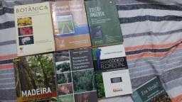 Livros Engenharia Florestal