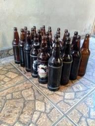 Vasilhame De Cerveja De Litrão Da Ambev