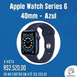 @vendassul Apple Watch Series 6 40mm vitrine