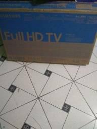 Tv Samsung 43 polegadas para retiradas de pecas