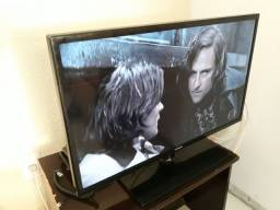 Tv Led 32 Samsung UN32F4200 Função Futebol Conversor Digital USB