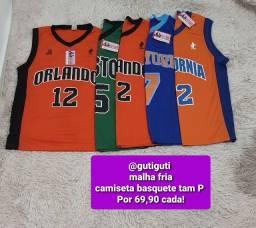Promoção camisetas 05 por 150,00